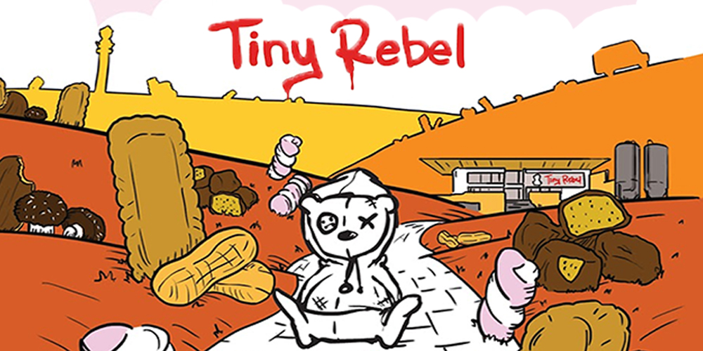 HOLD ME CLOSER, TINY REBEL 25/07 – 27/07